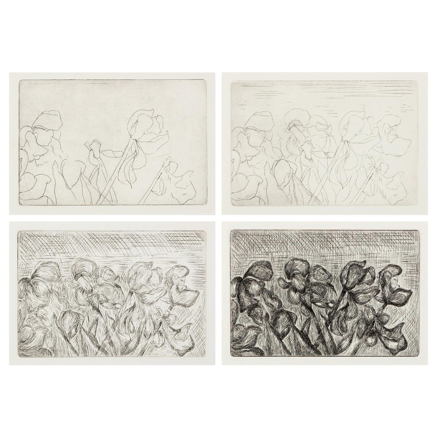 Elainy R. Lopez - Floral Progression