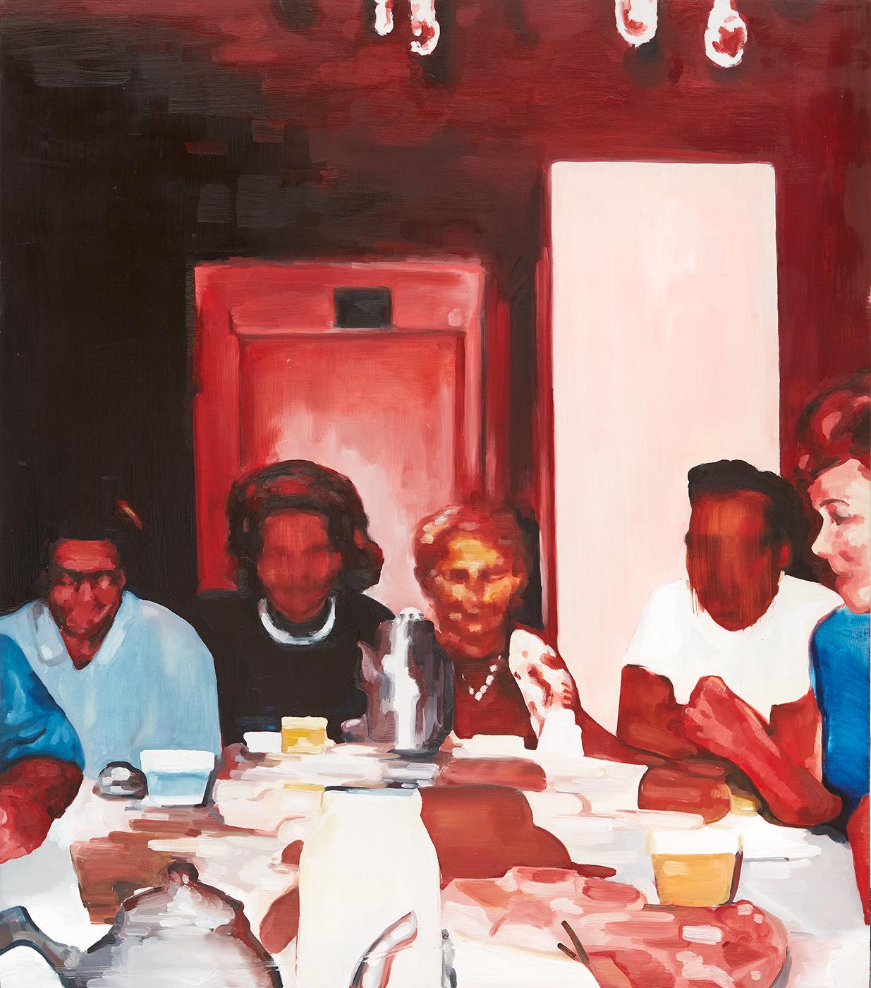 Rowan A. McCulloch   - Supper