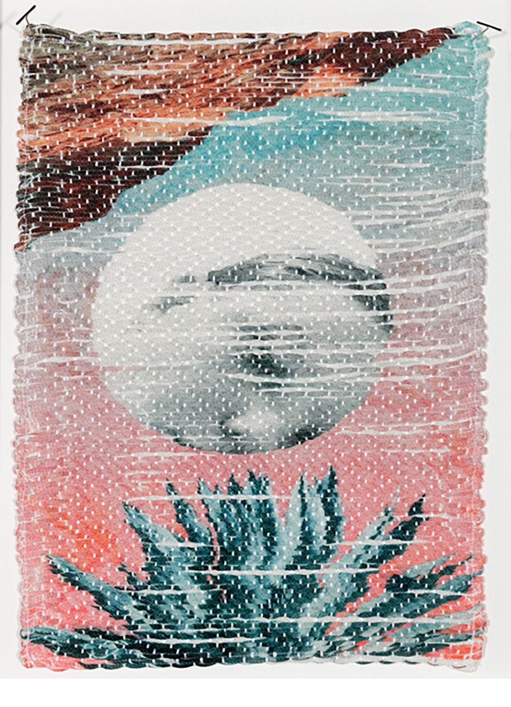 Sarah C. Morris - Desert Illusion