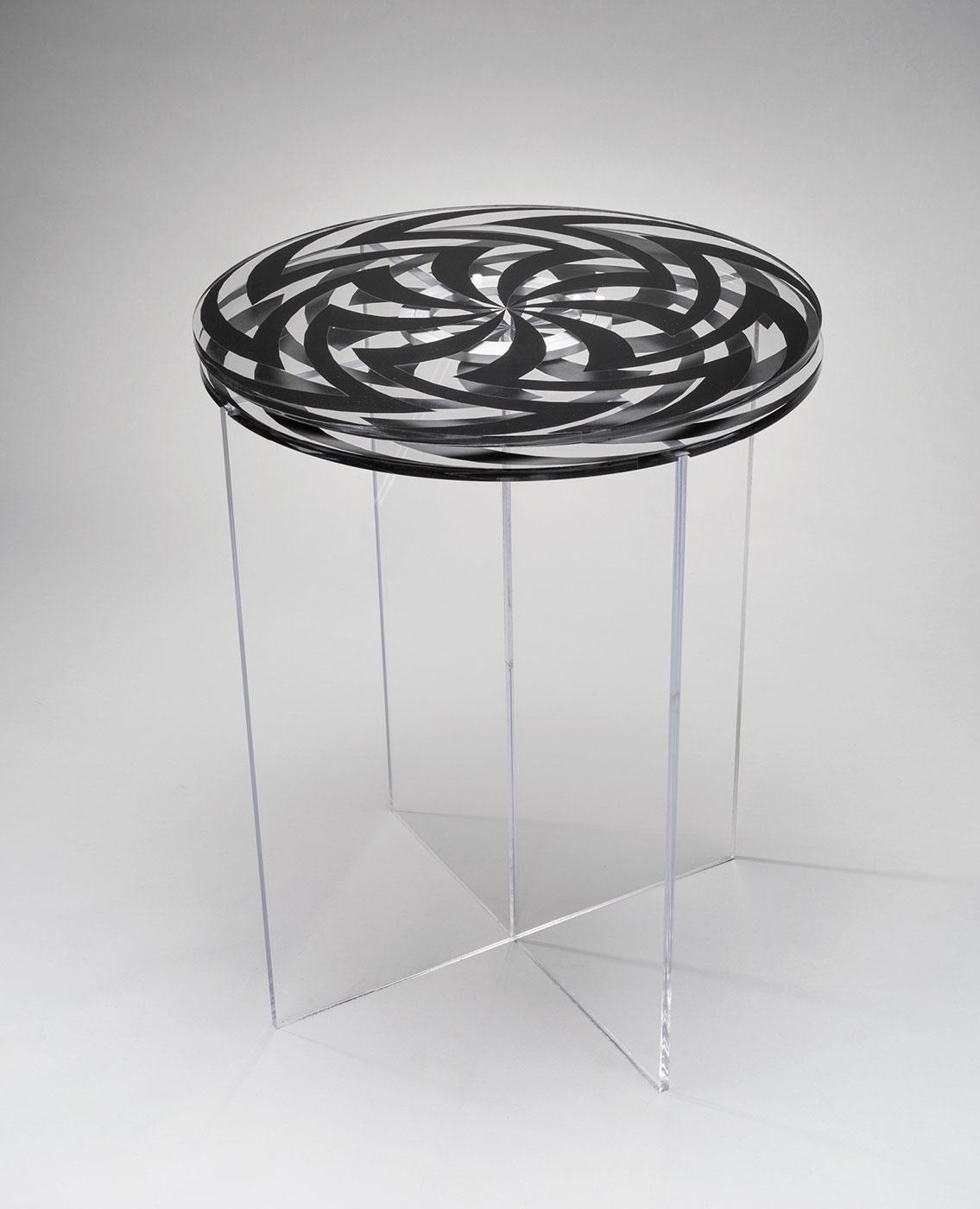 Zhiwei Yun - Optical Table