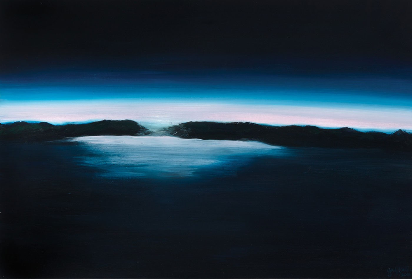 Jessica M. Balli - White Rock Lake Nocturnal West