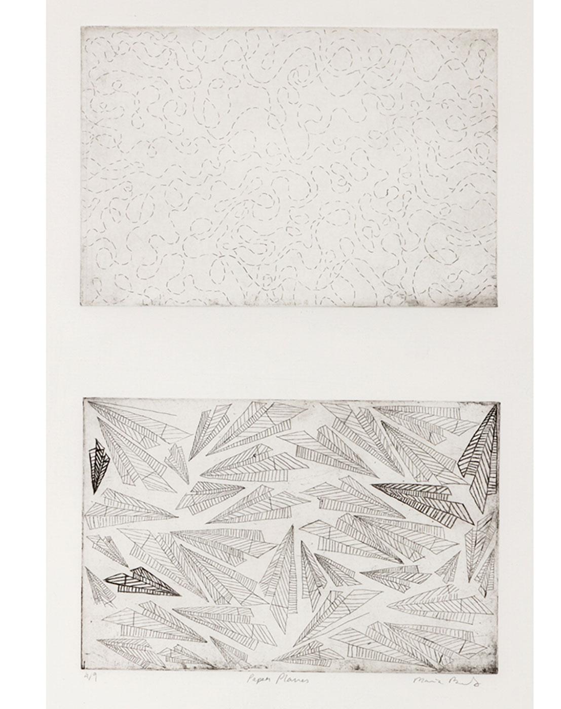 Maria Barrientos - Paper Planes
