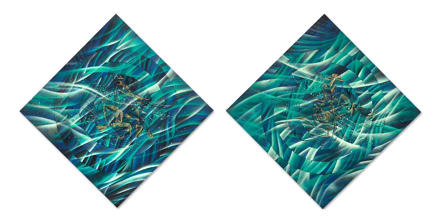 Rei Misiri  - Gaia's Pulse 1 and 2