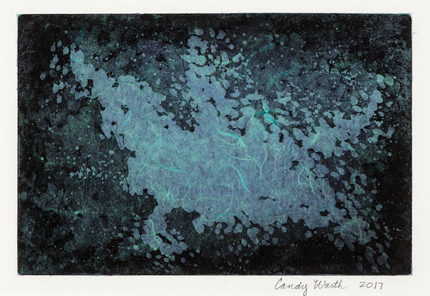 Candy R. Warth - Blue Nebula