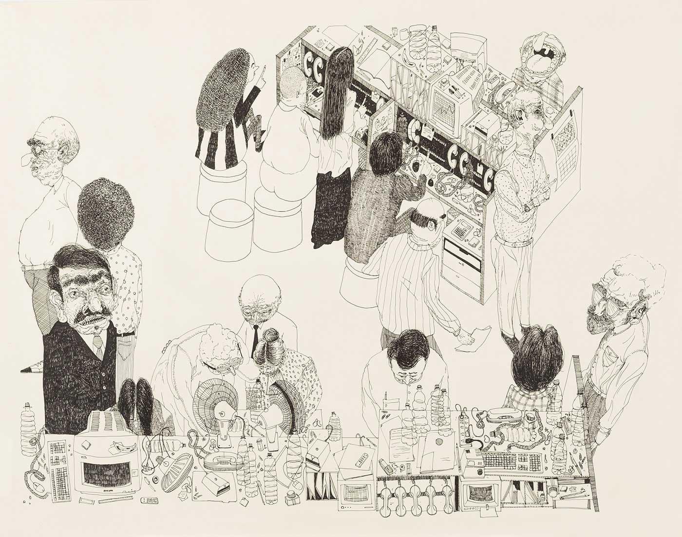 Lucas R. Albrecht   - Untitled