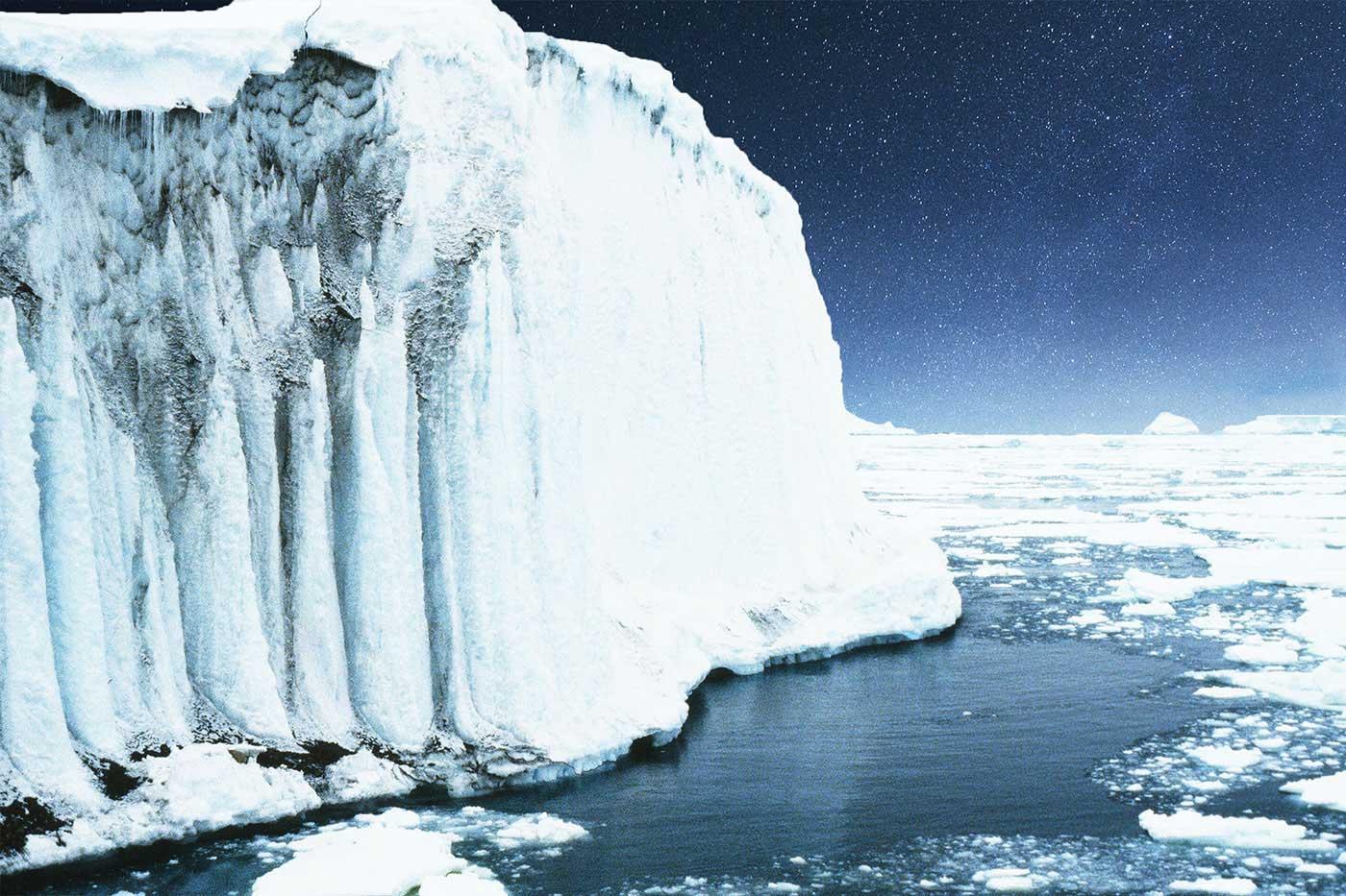 Azucena Kleckner - Antarctica—Glenrose