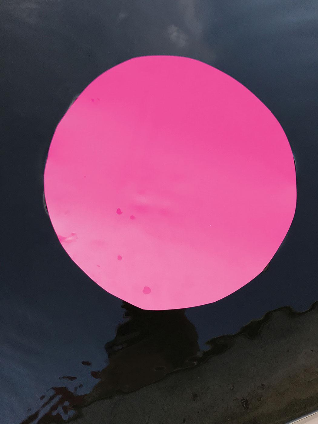 Jarvi Kononen   - Sullivan Lake (Pink)