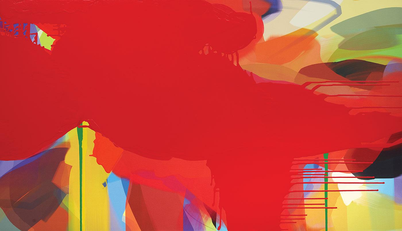 Anda Kubis - Red Swallow