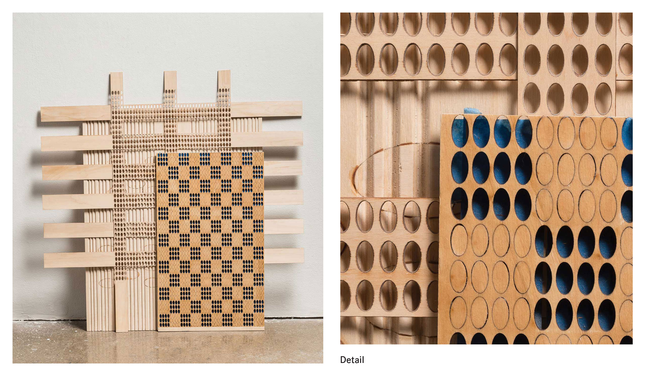 Shelly McMahon - Boards (Patch Board, Trellis, Tape Board)