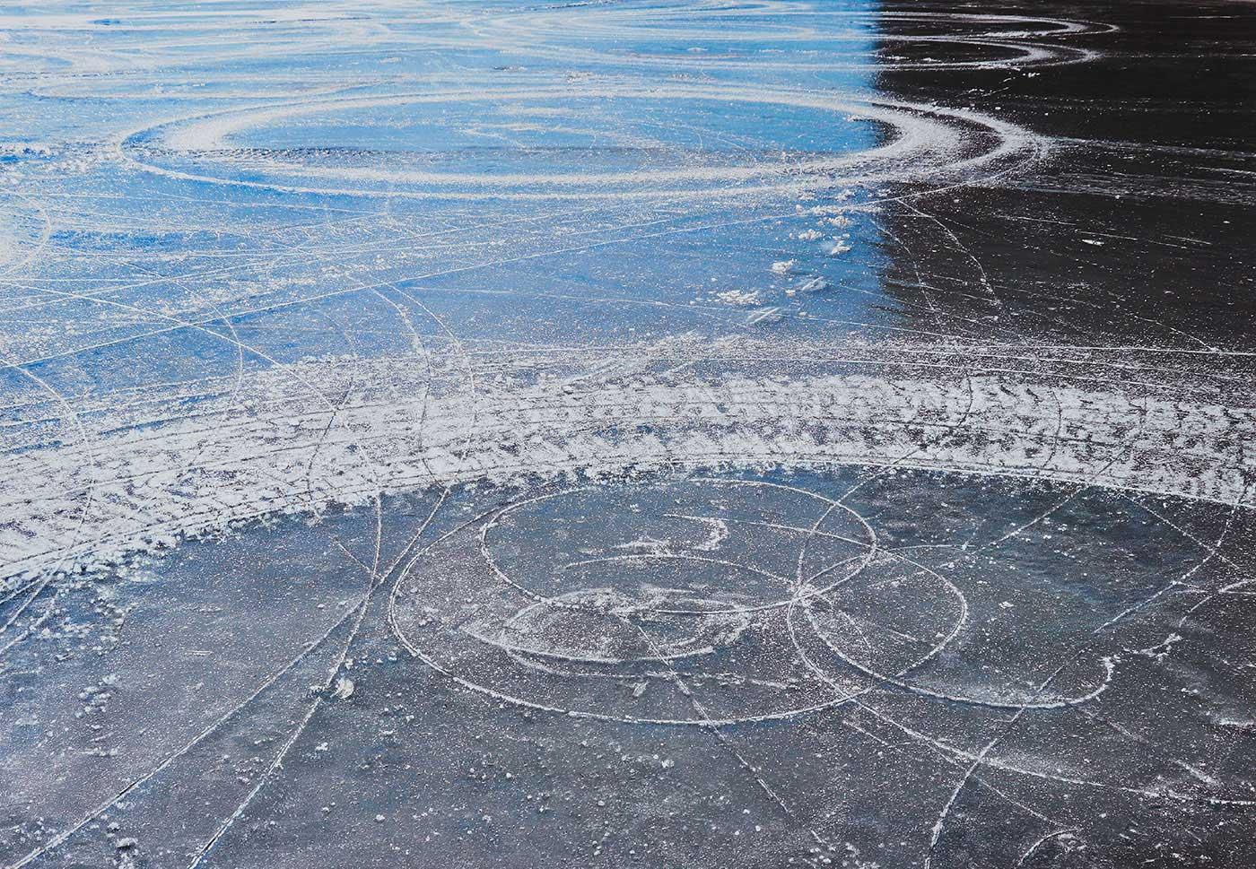 Laura J. Millard - Ice Circles I