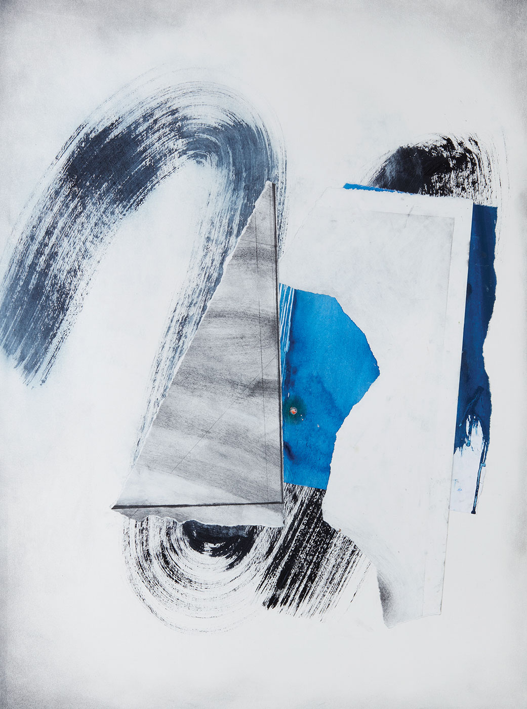 James Olley   - Open Portrait Left
