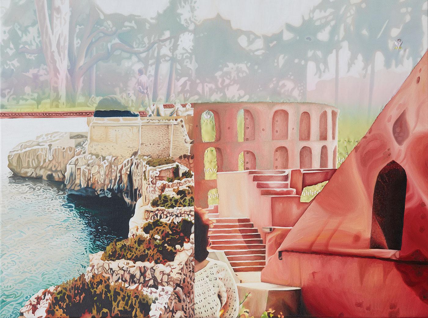 Melissa Patel - Castle Building