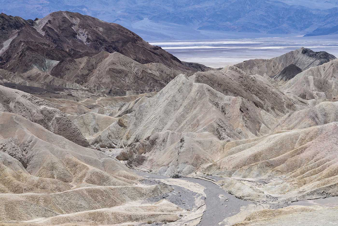 Audrey G. Travis - Death Valley II