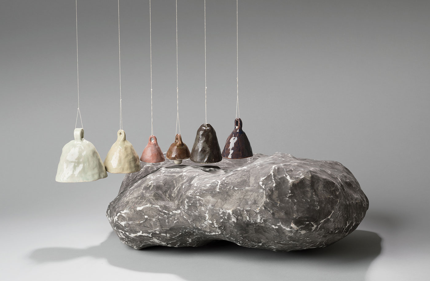Liu Yuan - Surrounding, Every Day and Things: Bell Installation III