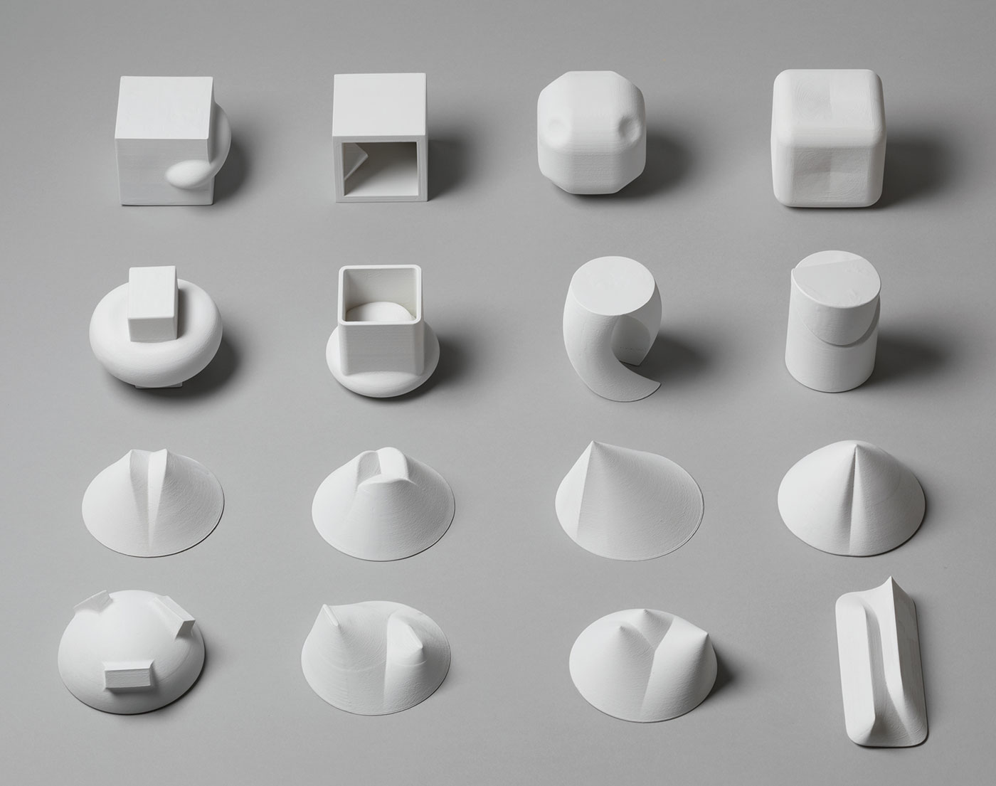 Yi Zhang - Three-dimensional Form Study