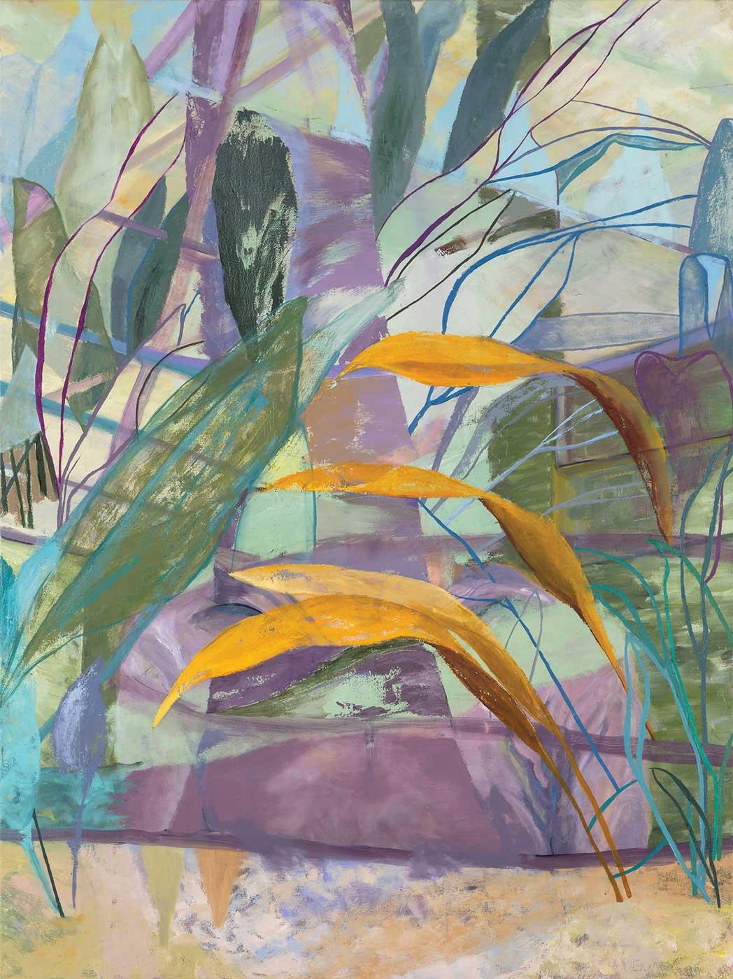 Julie S. England - Aspidistras Arches 3