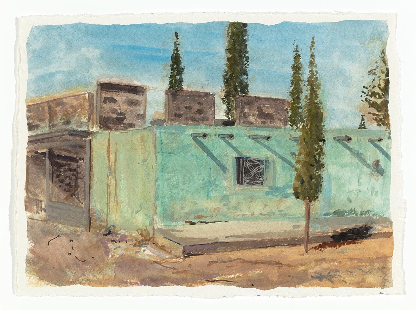 Nicolás González - La Casa de Mi Tío Moso (My Uncle Moso's House)