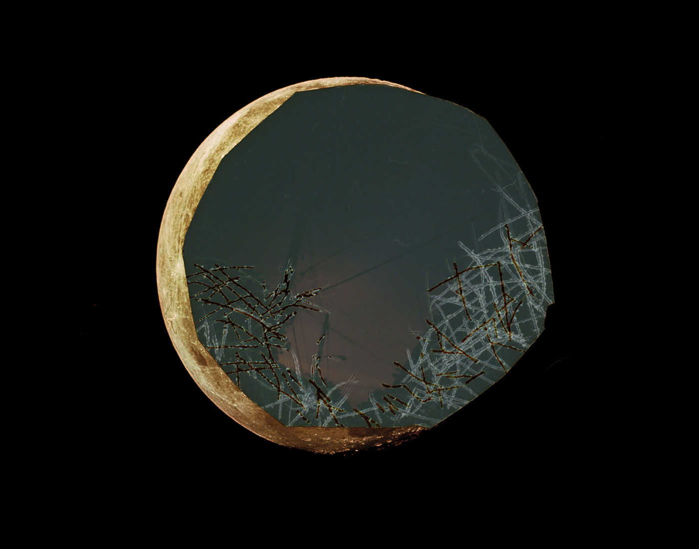 Kennedy N. Johnson - Moon (from the Virtual Matter series)