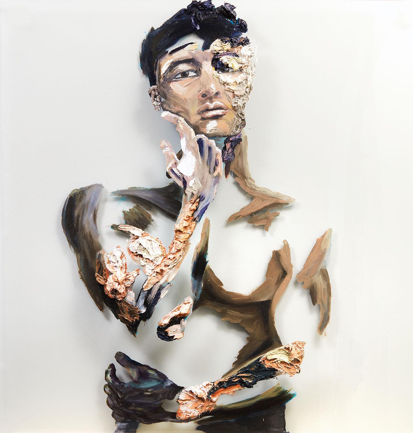 Jonathan J. Fong - Untitled Asian Male
