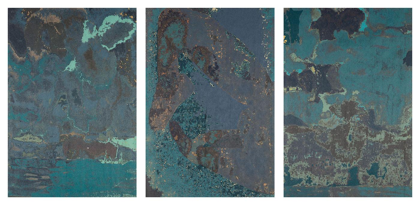 Angie Reisch - Blue Kiefers