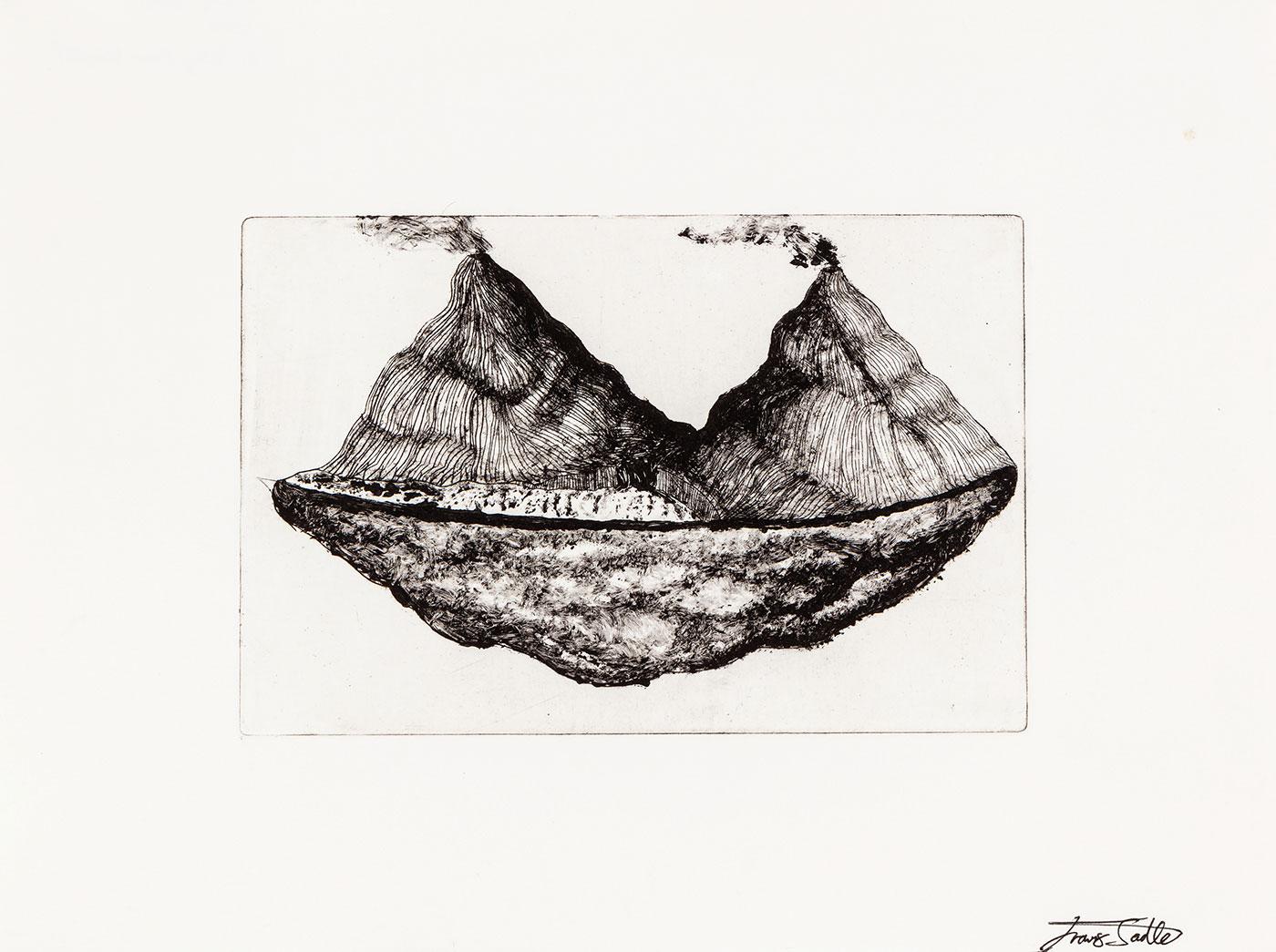 Travis J. Sadler - The Falling Dream