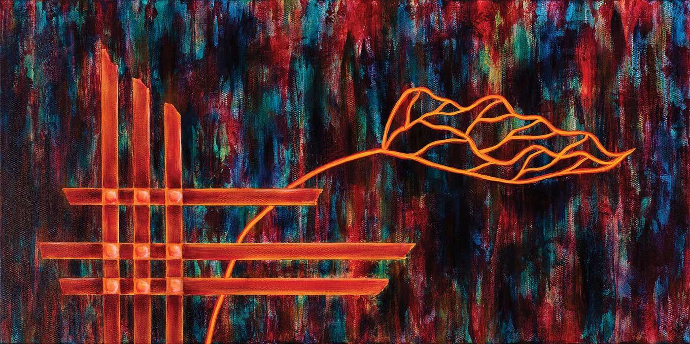 Candy R. Warth - Lumiere de Jardin