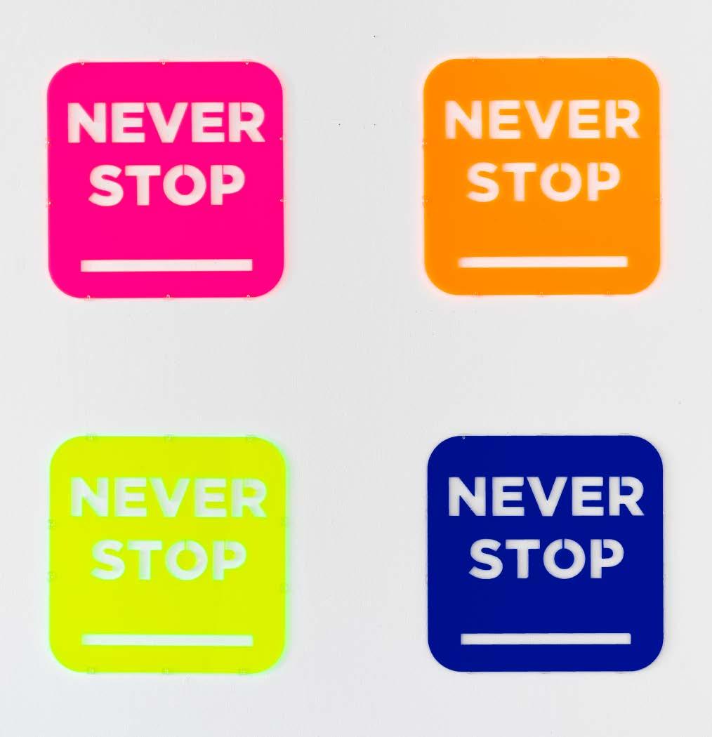 Aobo Wang - Never Stop _______