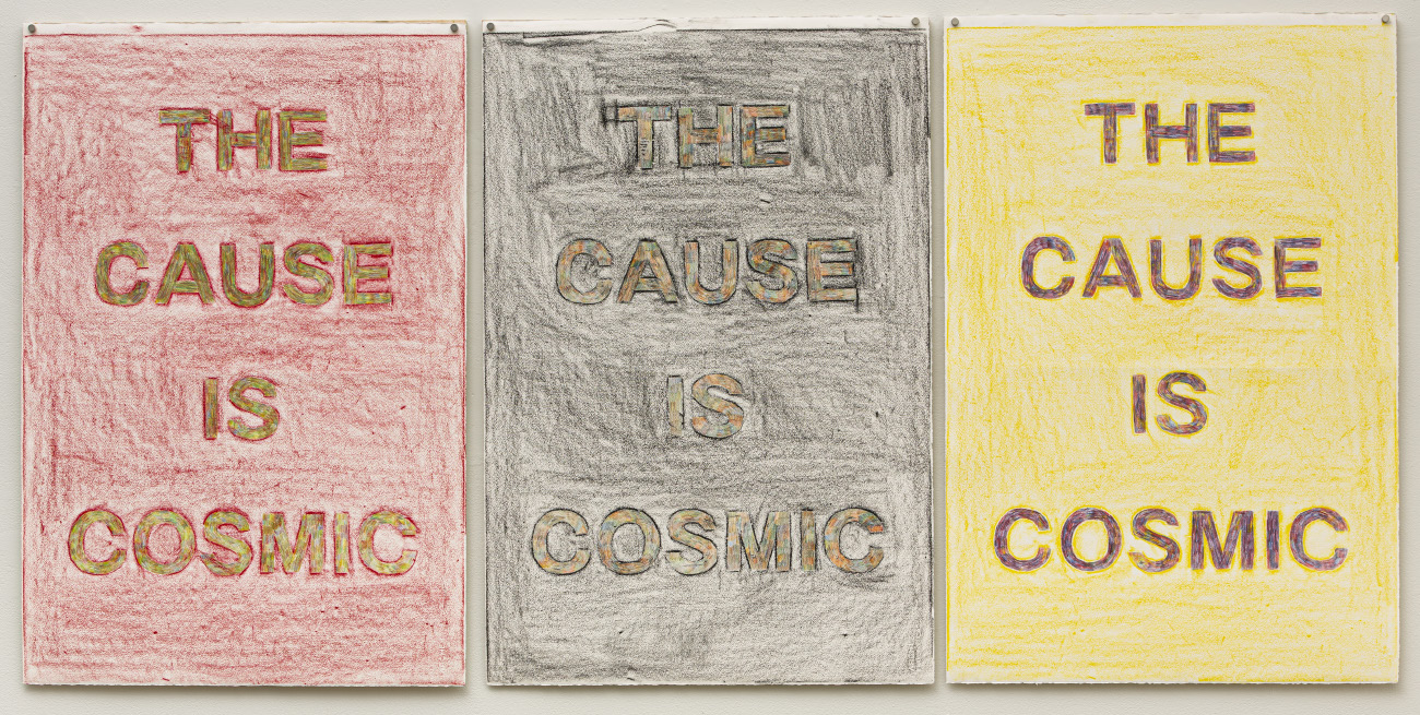 Wes Larsen - The Cause Is Cosmic