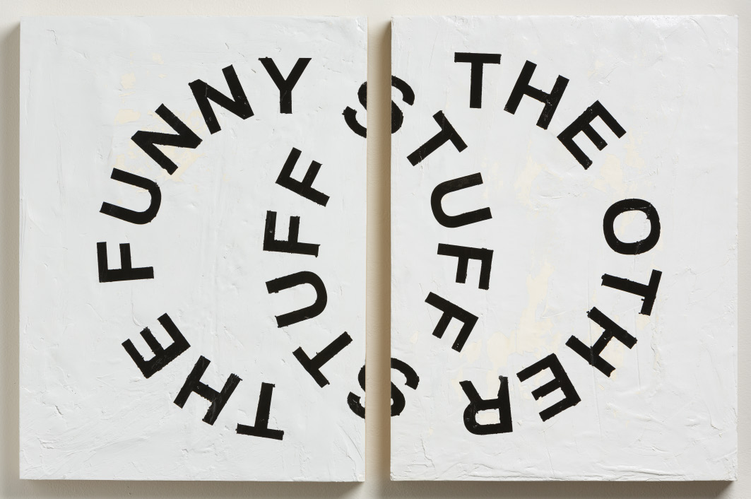 Wes Larsen - The Funny Stuff/ The Other Stuff