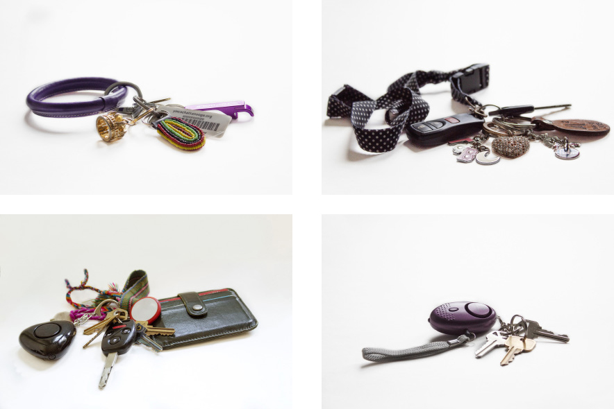 Alexandria Candelas - Keys