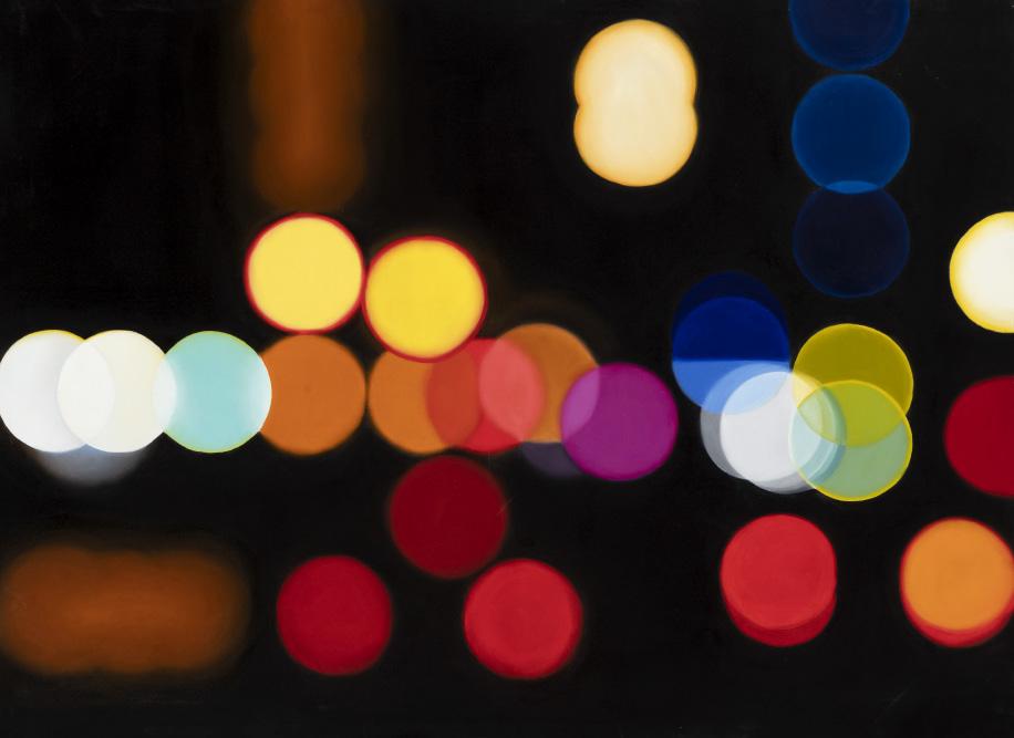 Bianca Hursh - Bokeh Lights