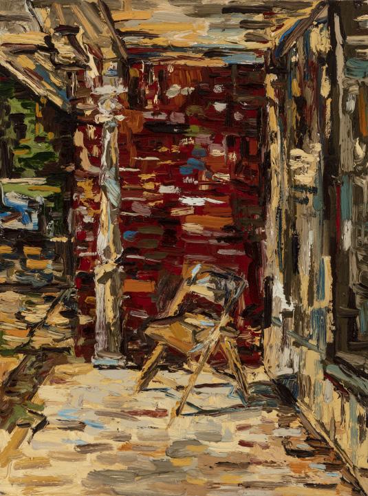 Elizabeth Betzen - Front Porch