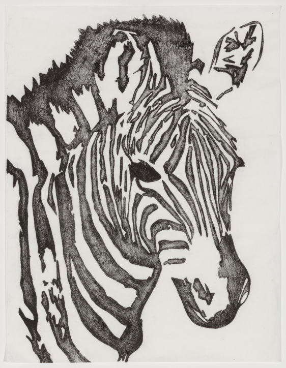 Hannah Brierty - Extinction (zebra)