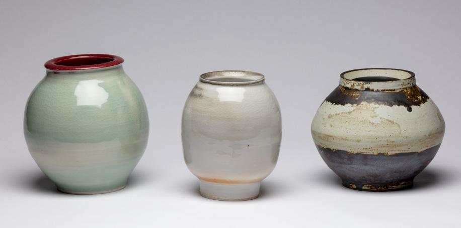 Ian Grieve - Moon Jars